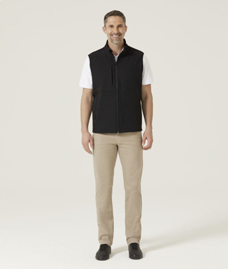 Picture of NNT Uniforms-CATF2H-BKP-Mens Zip Vest