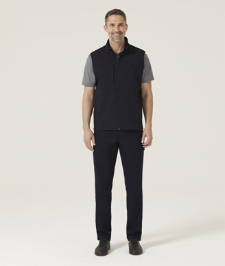 Picture of NNT Uniforms-CATF2H-NAV-Mens Zip Vest
