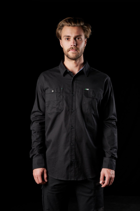 Picture of FXD Workwear-LSH-1-Stertch Long Sleeve Shirt