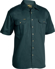 Picture of Bisley Workwear-BS1433-Original Cotton Drill Shirt Short Sleeve