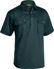 Picture of Bisley Workwear-BSC1433-Closed Front Coton Drill Short Sleeve