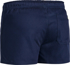 Picture of Bisley Workwear-BSHRB1007-Drill Rugby Short