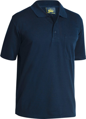 Picture of Bisley Workwear-BK1290-Polo Shirt Short Sleeve