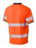 Picture of Bisley Workwear-BK1220T-Taped Hi Vis Polyester Mesh T Shirt Short Sleeve