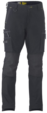 Picture of Bisley Workwear-BPC6330-Flex & Move™ Stretch Utility Zip Cargo Pant