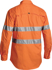 Picture of Bisley Workwear-BS6416T-3M Taped X Airflow™ Ripstop Hi Vis Shirt Long Sleeve