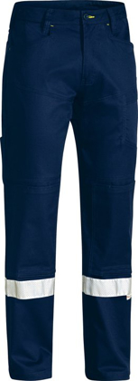 Picture of Bisley Workwear-BP6474T-3M Taped X Airflow™ Ripstop Vented Work Pant