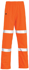Picture of Bisley Workwear-BP6936T-Taped Stretch Pu Rain Pant (Waterproof)