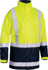 Picture of Bisley Workwear-BJ6966T-Taped Hi Vis Rain Shell Jacket