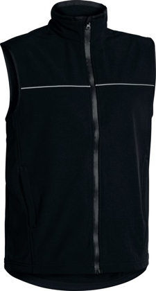 Picture of Bisley Workwear-BV0360-Soft Shell Vest