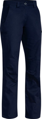 Picture of Bisley Workwear-BPL6021-Womens Industrial Engineered Drill Pant