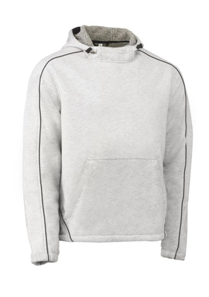 Picture of Bisley Workwear-BK6983-Flex And Move™ Marle Fleece Hoodie Jumper