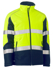 Picture of Bisley Workwear-BJ6829T-Taped Two Tone Hi Vis Puffer Jacket