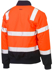 Picture of Bisley Workwear-BJ6730T-Taped Two Tone Hi Vis Bomber Jacket