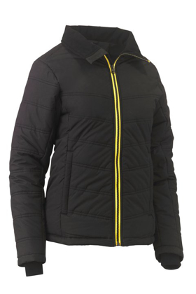 Picture of Bisley Workwear-BJL6828-Womens Puffer Jacket