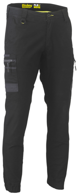 Picture of Bisley Workwear-BPC6334-Flex And Move™ Stretch Cargo Cuffed Pants