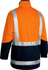 Picture of Bisley Workwear-BJ6970T-3M Taped Hi Vis 3 In 1 Drill Jacket
