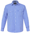 Picture of Ritemate Workwear-RMPC004-Mens Check L/S Shirt, double pockets