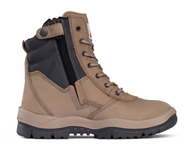 Picture of Mongrel Boots-251060-High Leg ZipSider Boot