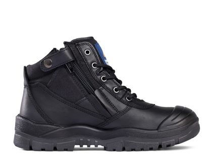 Picture of Mongrel Boots-461020-ZipSider Boot w/ Scuff Cap