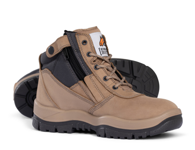 Picture of Mongrel Boots-961060-Non Safety ZipSider Boot