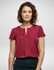 Picture of Corporate Reflection-6199S91-Gemini Ladies Fitted, Short Sleeve blouse
