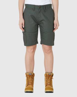 Picture of ELWD Workwear-EWD601-WOMENS UTILITY SHORT