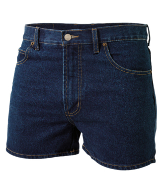 Picture of King Gee-K07020-Stretch Denim Work Short