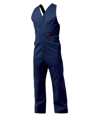 Picture of King Gee-K02060-Sleeveless Drill Overall