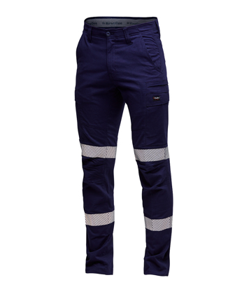 Picture of King Gee-K53016-Workcool Pro Reflective Bi Motion Pant