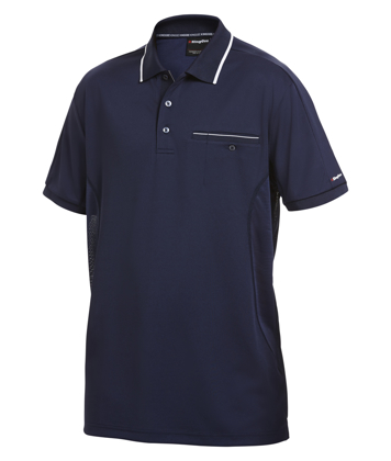 Picture of King Gee-K69789-Workcool Hyperfreeze Polo S/S