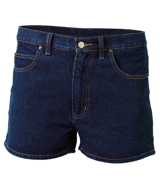 Picture of King Gee-K07640-Stonewash Denim Short