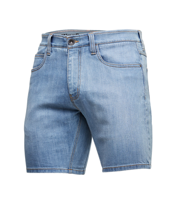 Picture of King Gee-K17010-Urban Coolmax Denim Short