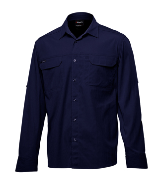 Picture of King Gee-K14023-Drycool Shirt L/S