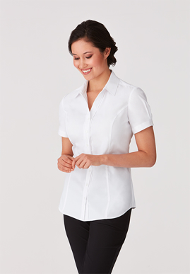Picture of City Collection-2262-City Stretch Classic Short Sleeve Shirt