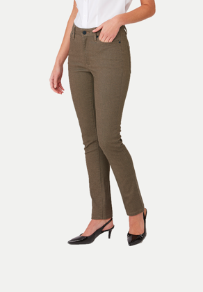 Picture of City Collection-FJ365-Ladies Jean