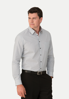 Picture of City Collection-4265 LS-Pinfeather Mens Long Sleeve Shirt