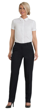Picture of Corporate Comfort-FPA22-992-Sorbtek Ladies Flexi Waist Classic Pant