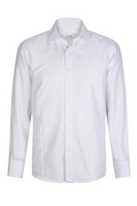 Picture of LSJ Collections-2022L-FL-Long Sleeve Euro cut Business Shirt