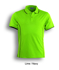 Picture of Bocini-CP0920-Stitch Feature Essentials-Ladies Short Sleeve Polo