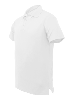 Picture of Bocini-CP1543-Unisex Adults Smart Polo