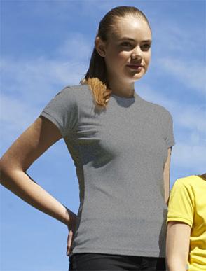 Picture of Bocini-CT1488-Ladies Tee Shirt
