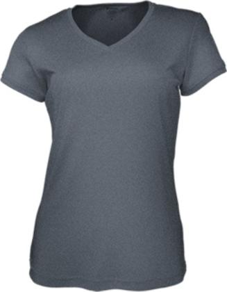 Picture of Bocini-CT1490-Ladies V-Neck Tee Shirt