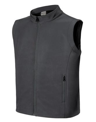 Picture of Bocini-CJ1639-Kids Softshell Vests