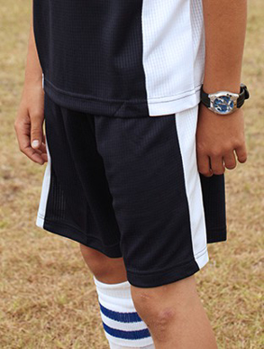 Picture of Bocini-CK628-Kids Soccer Panel Shorts