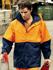 Picture of Bocini-SJ0431-Unisex Adults Hi-Vis Polar Fleece Lined Jacket