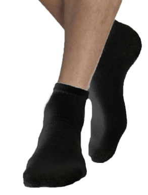 Picture of Bocini-SC1407-Unisex Ankle Length Sports Socks