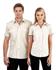 Picture of Identitee-W24(Identitee)-Mens Short Sleeve Shirt with Pockets, Eppaulette & Tab on Sleeve