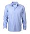 Picture of Identitee-W62(Identitee)-Men's Long Sleeve Cross Hatch Dress Shirt