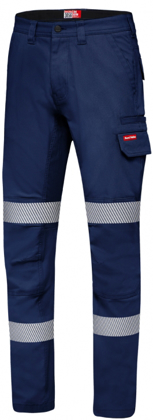 Picture of Hardyakka-Y02855-STRETCH CARGO PANT WITH TAPE